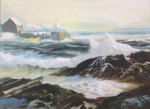 Blue Rocks — Joseph Purcell