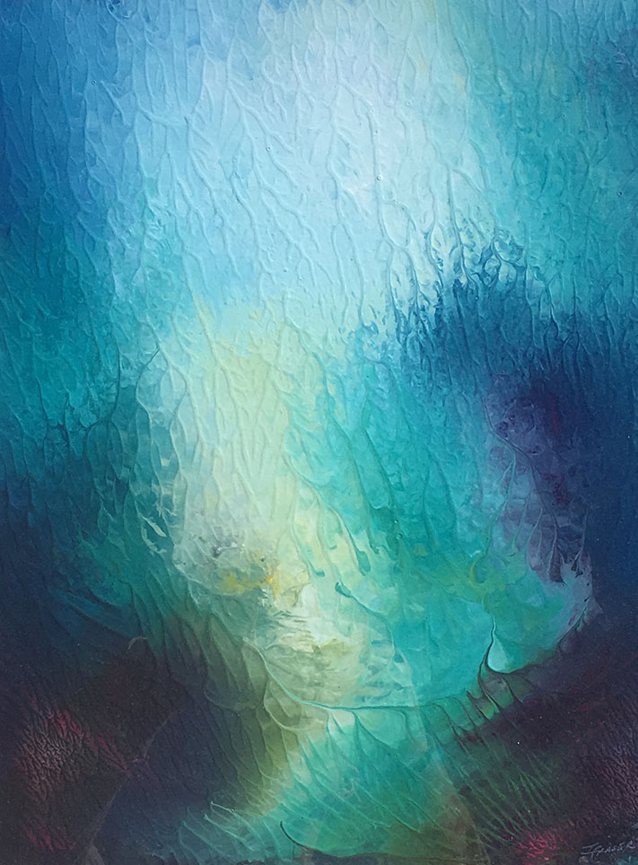 Sea Deep #75 — Ivan Fraser
