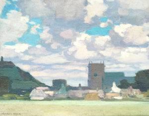 #6 Corfe Castle Village