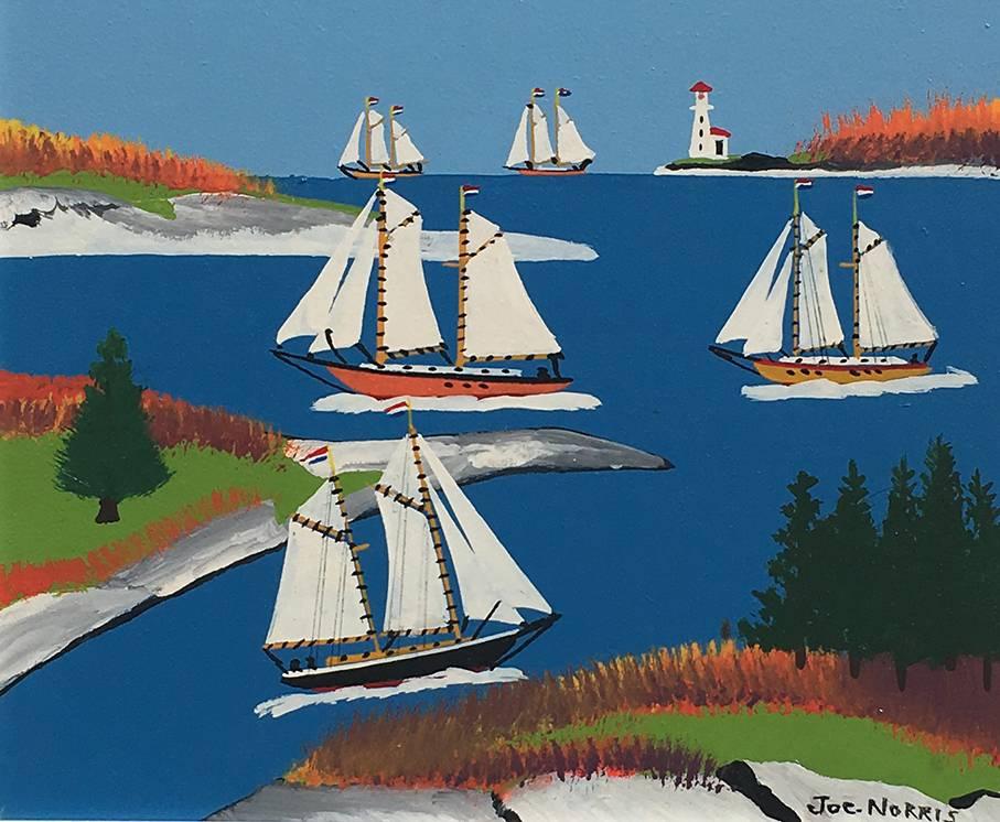 Parade of Sail — Joe Norris