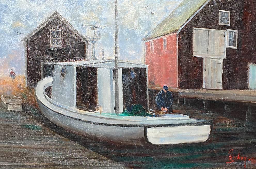 East Ironbound Island — Graham Baker
