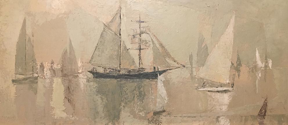 Sail Phantoms — Adrian Dingle