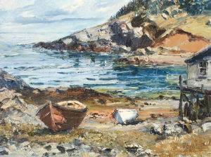 Shoreline East Coast - Kelsey Raymond