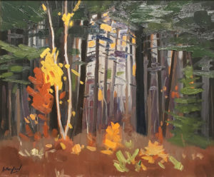The Edge of the Pine Forest — Anthony Law